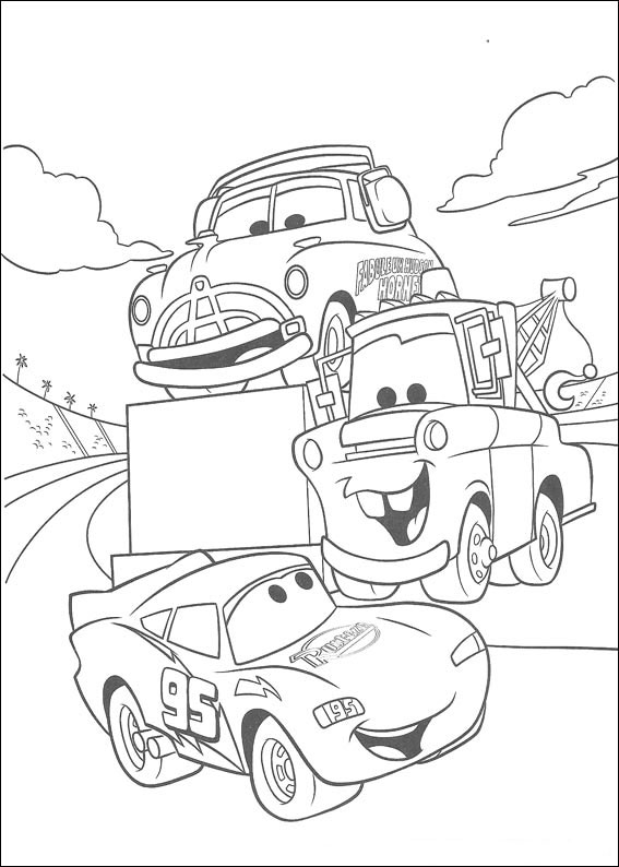 salama mcqueen coloring pages - photo#21