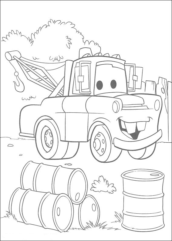 Coloring Pages For Zigzag : Zig zag mcqueen coloring pages
