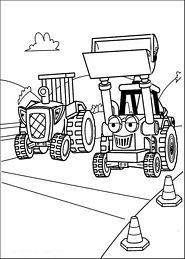 Traktory obrazki do drukowania