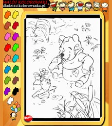 Kolorowanki Dla Dzieci Do Druku I Online Setki Malowanek